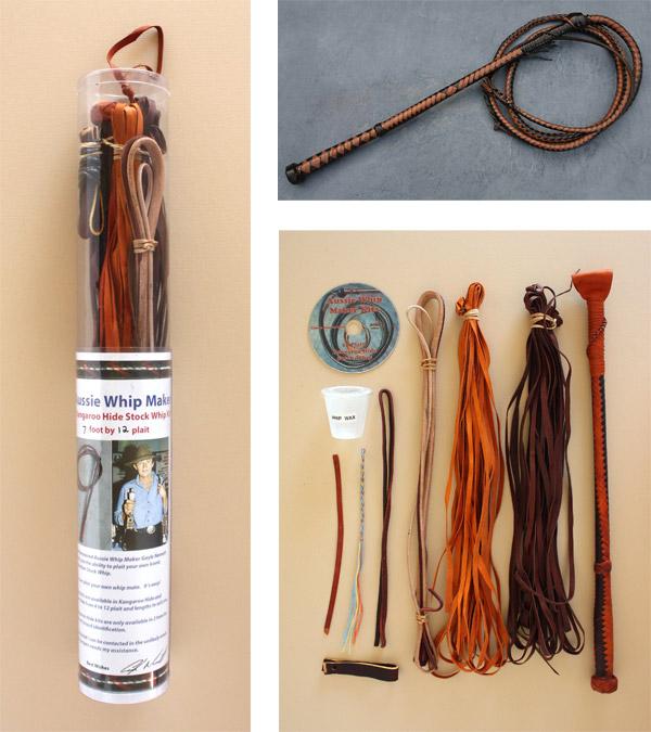 Kangaroo 12 Plait Whip Kit