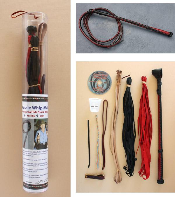 Kangaroo 8 Plait Whip Kit